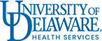 University of Delaware Health Services log