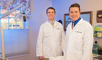 Newark dentists Dr. Bond and Dr. Ganfield