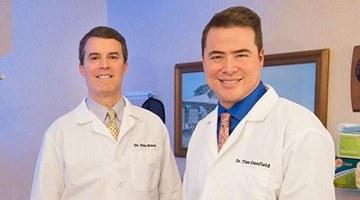 Drs. smiling