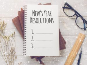 list of new year's resolutions in newark